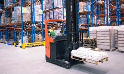 MF0432_1 Manipulación de cargas con carretillas elevadoras